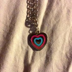 🖤Vintage Heart chain necklace